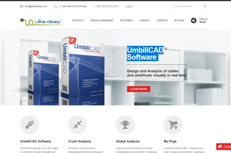UmbiliCAD Software